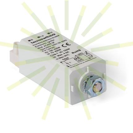 Accenditore Lampade Ioduri Metallici.Accenditore Elettronico Per Lampade Sodio E Ioduri Metallici