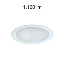 downlight ion 15w luce naturale 840 beneito faure